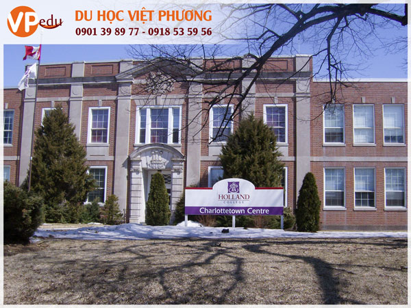 Holland College là trường cao đẳng Canada danh tiếng