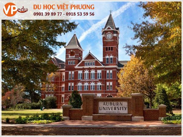 Thông tin về trường Auburn University, Mỹ