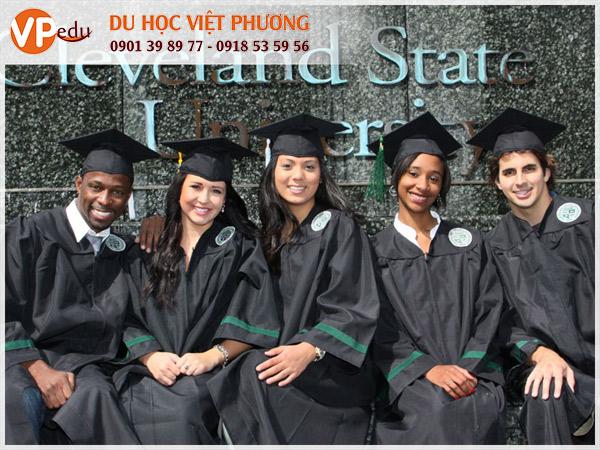 Cleveland State University - Môi trường học tập lý tưởng dành cho bạn