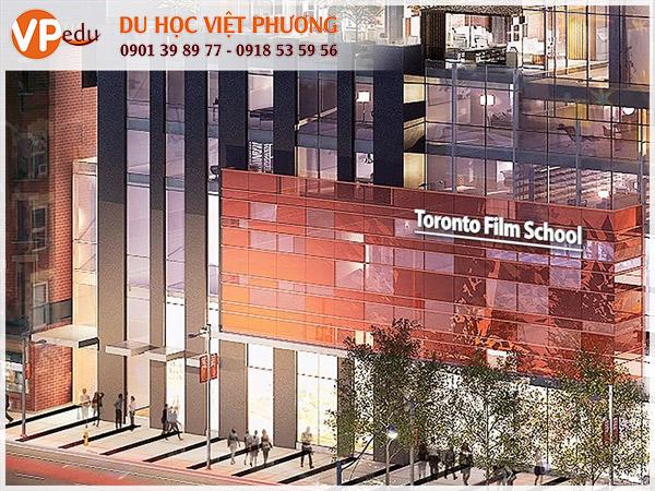 Trường Toronto Film School, Canada