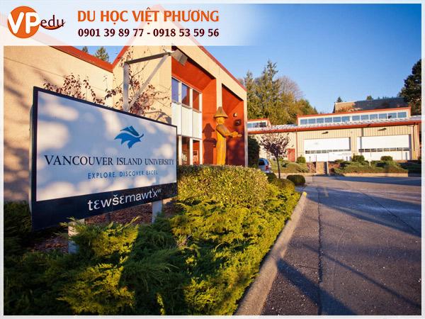 Du học Canada ngành Social Work tại Vancouver Island Univesity