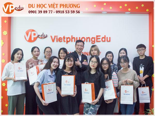 Công ty tư vấn du học Việt Phương