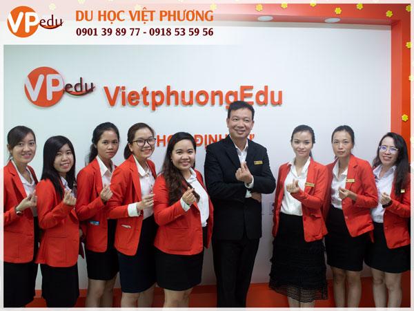 Đội ngũ Việt Phương Edu
