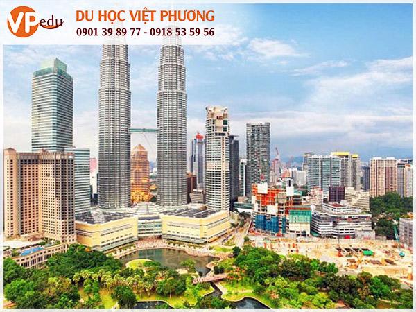 Du học tại Malaysia nhanh chóng, tiết kiệm cùng du học Việt Phương