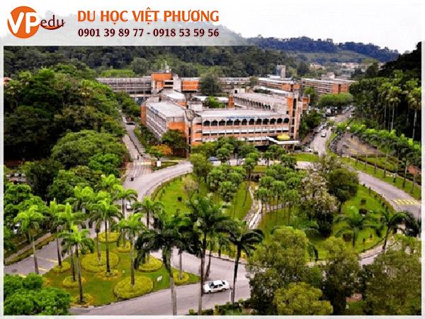 Nhắc tới các trường đại học tốt ở Malaysia không thể không nhắc đến đại học Kebangsaan Malaysia