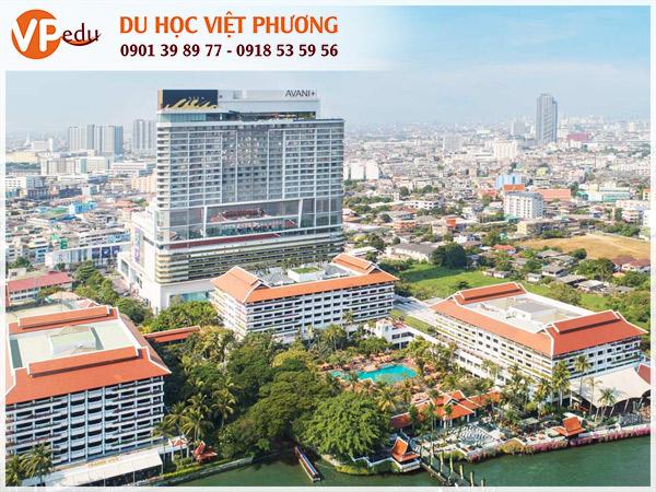 Du Học Thái Lan Tại Asian Institute Of Hospitality Management (AIHM)