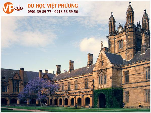 Top các trường đại học ở Úc chất lượng danh tiếng nhất