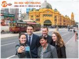 Du học Melbourne: Thành phố đáng sống ở nước Úc