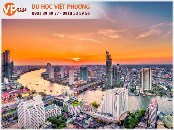 Du học Thái Lan rất phù hợp với người Việt