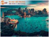 Công ty tư vấn du học Úc