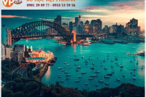 Công ty tư vấn du học Úc uy tín ở TPHCM
