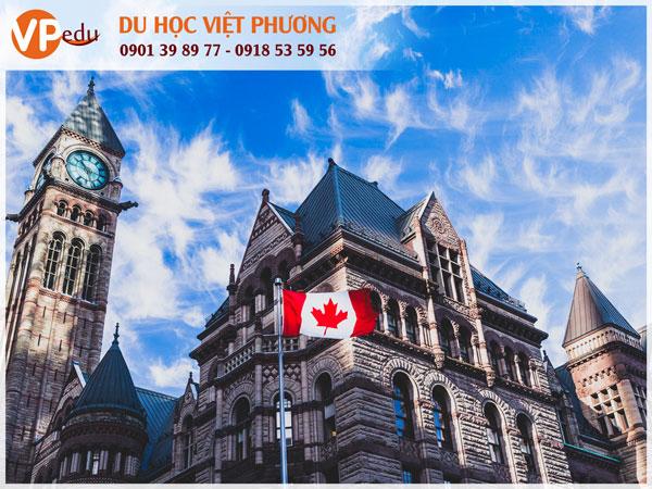 Xin visa du học Canada không hề khó!