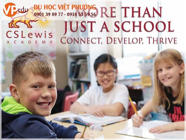 C.S Lewis Academy Newberg: Môi trường trung học chất lượng ở Mỹ
