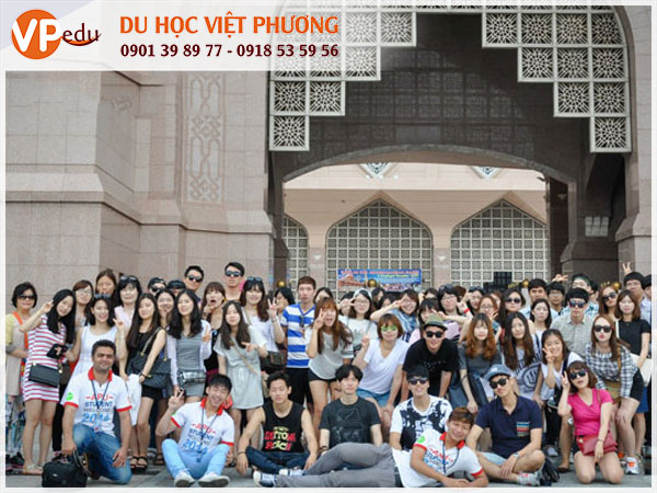 Chương trình du học hè Malaysia: Mang đến những trải nghiệm bổ ích
