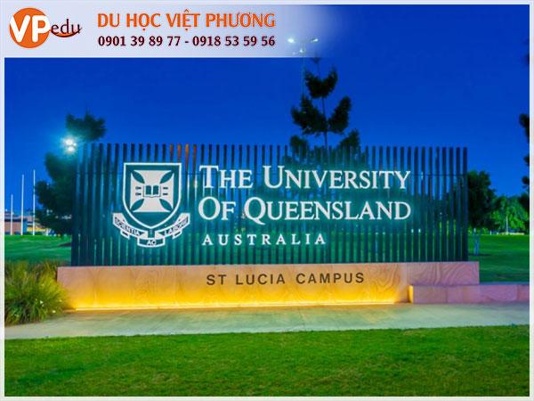 Trường Đại học Queensland (The University of Queensland), Úc