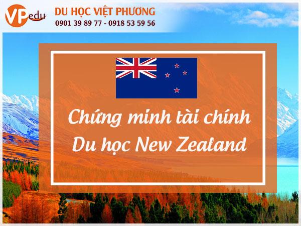 Chứng minh tài chính bước quan trọng khi du học ở New Zealand