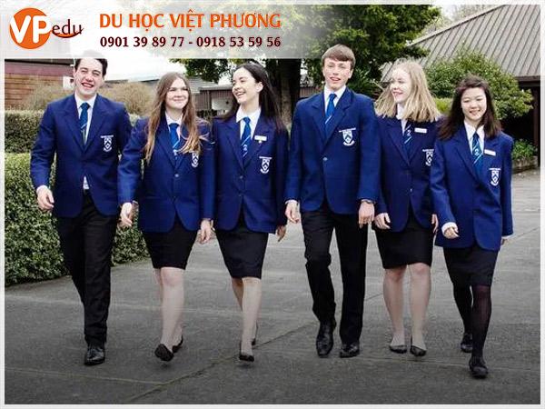 Du học THPT tại New Zealand: Bước đệm vào đại học danh tiếng