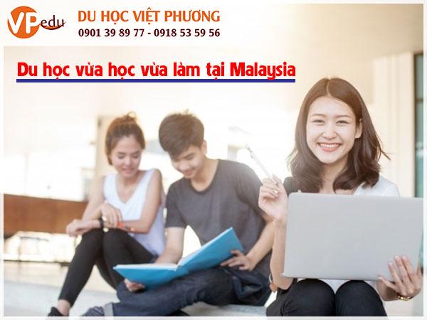 Du học vừa học vừa làm tại Malaysia