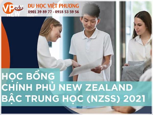 Học bổng chính phủ du học New Zealand bậc trung học 2021