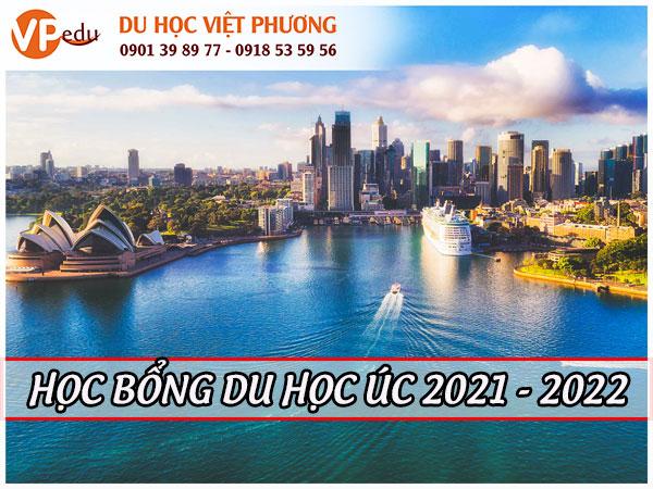 Săn học bổng du học Úc 2021 - 2022 cùng Du học Việt Phương nào!