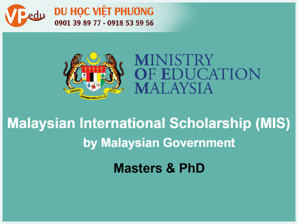 Học bổng du học Malaysia 2021