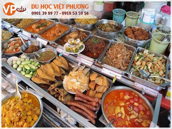 Sự đa dạng và phong phú trong ẩm thực Thái Lan
