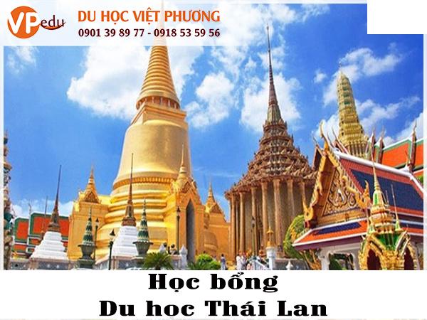 Học bổng du học Thái Lan 2021
