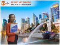 ERC Singapore: Điểm du học lý tưởng ở đảo quốc sư tử