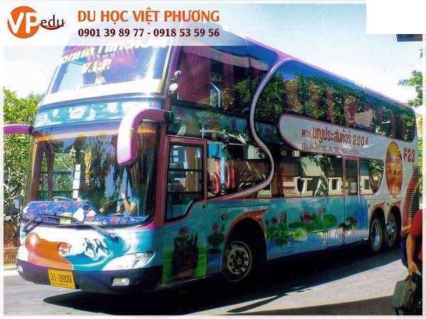 Phương tiện giao thông công cộng Thái Lan