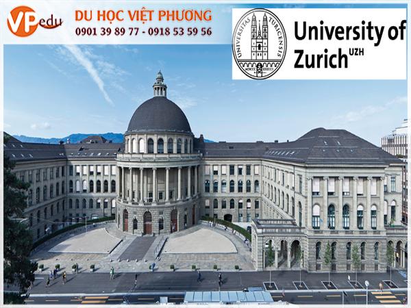 ETH Zurich được thành lập vào năm 1855, là trường đại học nổi tiếng ở Thụy Sĩ.