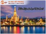 Điều kiện du học Thái Lan