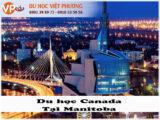 Du học Canada tại bang Manitoba