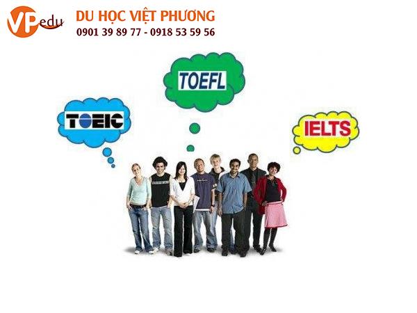 Du học Philippines Chương trình Luyện thi IELTS,TOEIC,TOEFL