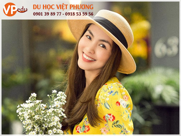 Nữ diễn viên Tăng Thành Hà từng là du học sinh Singapore