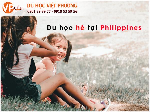 Du học Tiếng Anh tại Philippines vào mùa hè được nhiều phụ huynh lựa chọn cho các bé