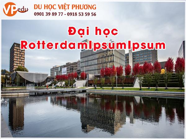 Đại học nổi tiếng tại Hà Lan và là ngôi trường được xếp thứ 5 tại Hà Lan, xếp thứ 7 toàn cầu về chất lượng giảng dạy