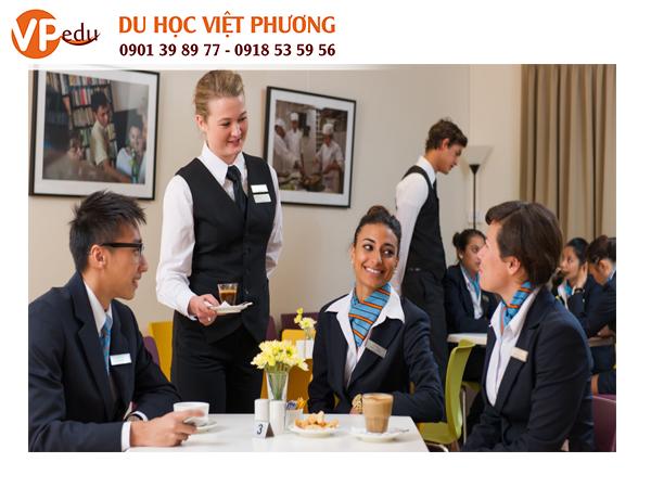 Ngành quản lý nhà hàng khách sạn tại Síp được nhiều sinh viên lựa chọn bởi đây là ngành học mang tính linh động, thoải mái và có cơ hội nghề nghiệp rất cao sau khi ra trường.