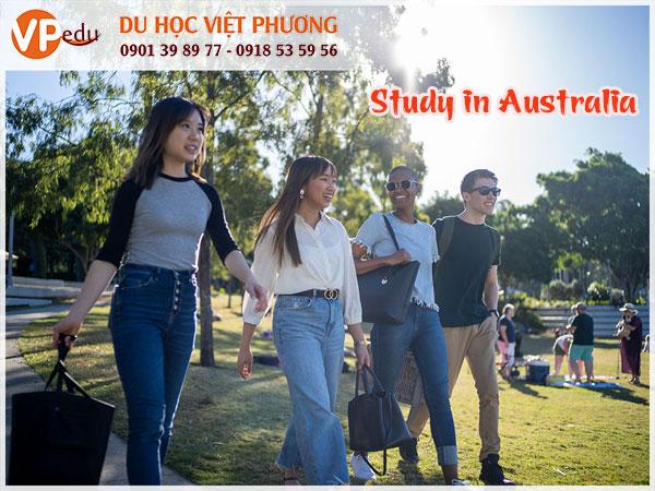 Tại sao bạn chọn du học Úc? Bởi Úc thực sự rất hấp dẫn