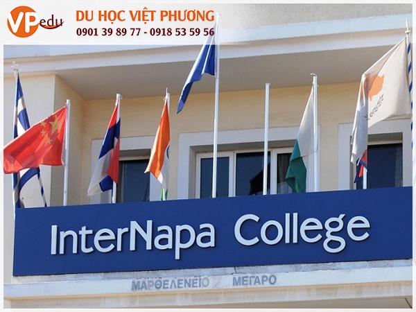 Trường Internapa College - đây là một trong số ít các trường ở Síp có học bổng cho sinh viên quốc tế.