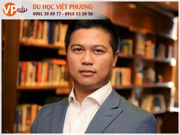 Lê Viết Hà - cựu sinh viên du học Úc hiện tại đang giữ nhiều chức vụ quan trọng tại các tập đoàn lớn