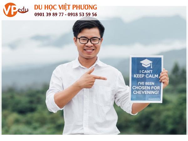 Phan Triệu Phú- chàng trai đến từ Bình Định nổi tiếng khi dành được học bổng Chevening từ đại học nổi tiếng ĐH Nottingham.