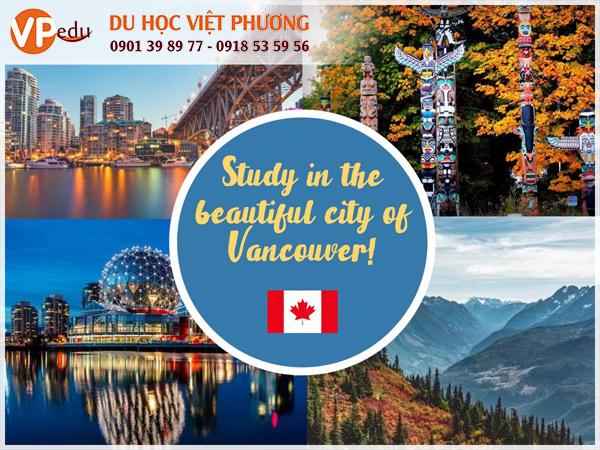 Học tập và khám phá Vancouver - Top thành phố đáng sống nhất thế giới