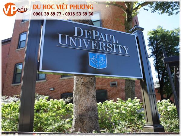 DePaul University ngôi trường danh giá ở Mỹ
